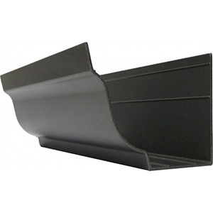 Moulded Ogee Aluminium Guttering