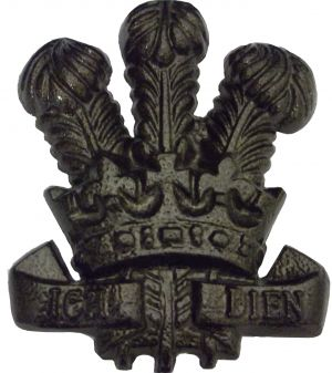 Prince of Wales's Feathers Motif